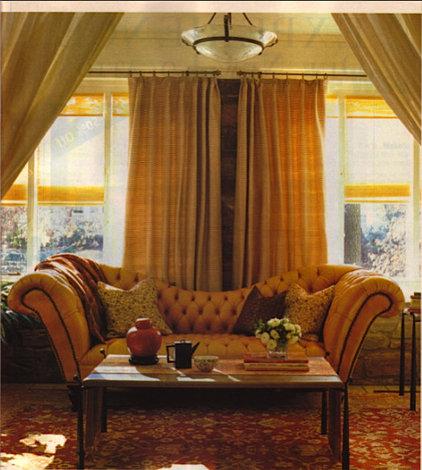 Mediterranean Living Room by Patrick J. Baglino, Jr. Interior Design