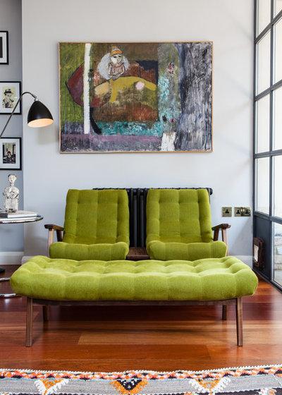 Contemporáneo Salón by Simon Eldon Photography Ltd