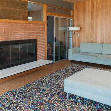 Portland Mid Century Modern Home