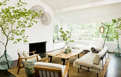 L'Idea in Più: Arredare Casa con il Verde delle Foglie