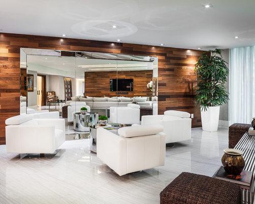 Miami condo ideas pictures remodel and decor for W living room miami