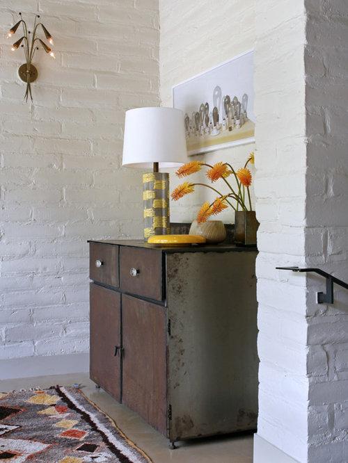 Midcentury Modern Living Room Idea In San Francisco