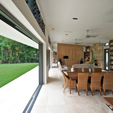 Contemporary Living Room by SPACEstudio