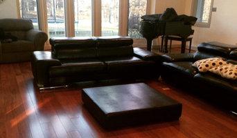 Potomac MD New Year Hardwood Flooring Install