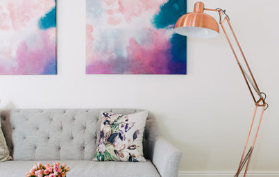 Expert Eye: 5 Steps to Buying Your First Piece of Art