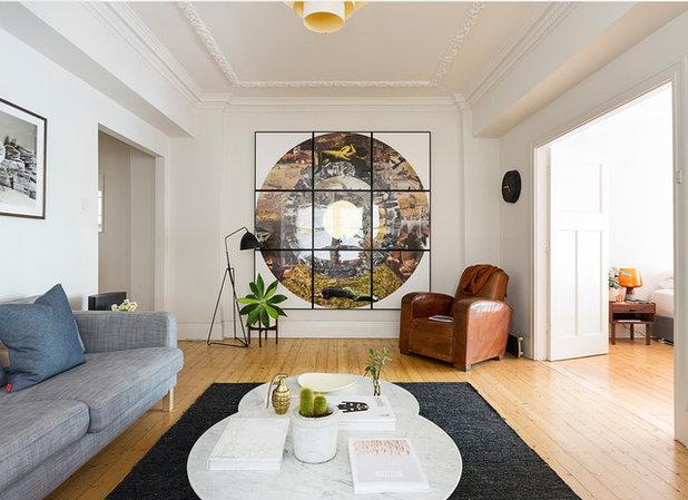 Scandinavian Living Room by TomMarkHenry
