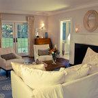 Powell Residence Living Room Traditional Living Room