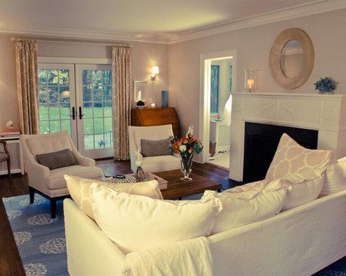 Powell residence for Living room 528 powell street