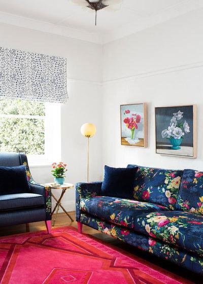 Eklektisch Wohnbereich by Camilla Molders Design