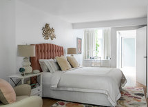 this room is exquisite! Where is the rug from?