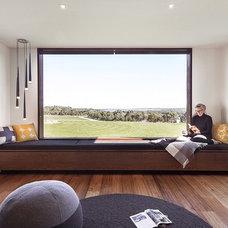 Modern Living Room by Prebuilt