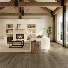 Eclectic Wood Flooring by C&R Flooring