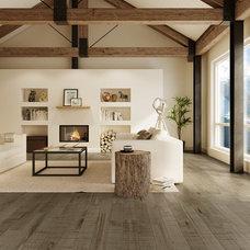 Eclectic Hardwood Flooring by C&R Flooring