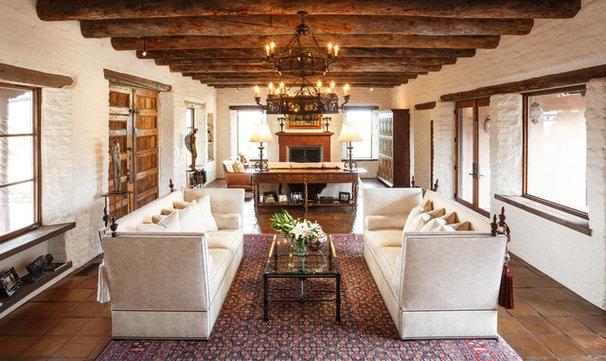 Southwestern living room prewitt for Southwestern living room designs