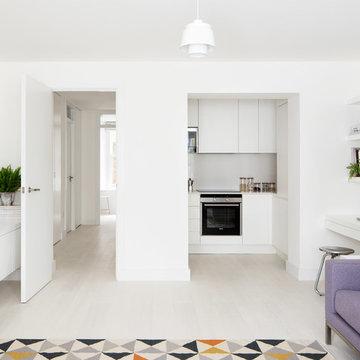 Primrose Hill Apartment