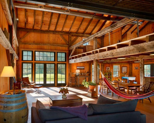 Barn Loft Home Design Ideas Pictures Remodel And Decor