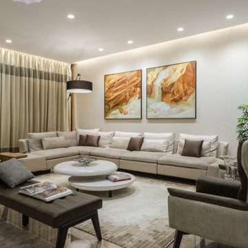 Private Apartment in a Central Mumbai Highrise