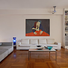 Contemporary Living Room by Paolo Frello & Partners