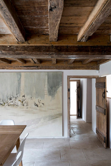 Modern Living Room by Found Associates