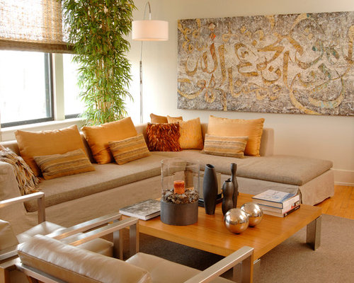 Islamic home design ideas pictures remodel and decor for Arabic living room decoration