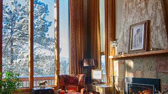 Private residence 2. Evergreen, Colorado.
