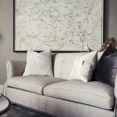 Contemporary Living Room by Alice Lane Home Collection