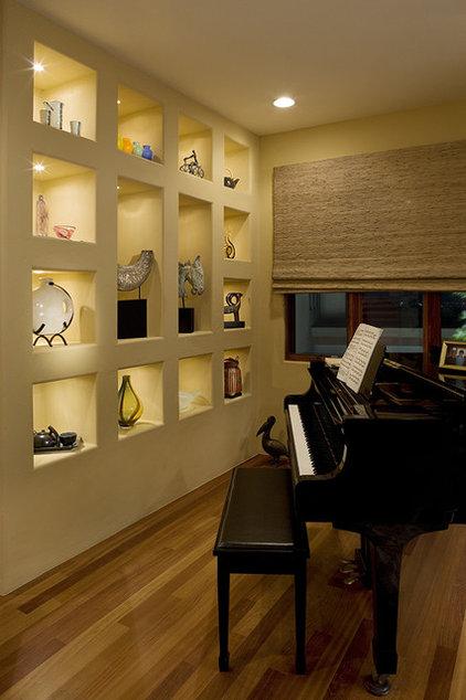 Contemporary Living Room by AND Interior Design Studio