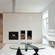 Modern Living Room by Clear