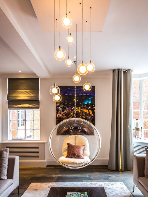 Best Bubble Swing Chairs Design Ideas Remodel Pictures HouzzRoom Swing Chair   Dance drumming com. Living Room Swing. Home Design Ideas