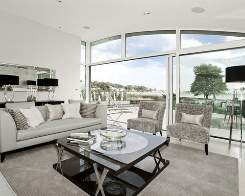 Light Grey Living Room Ideas, Pictures, Remodel And Decor