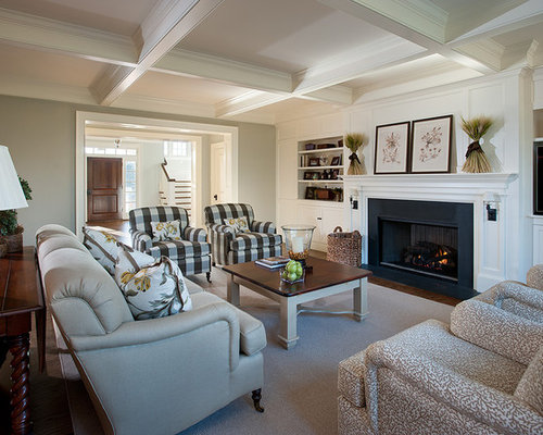 Family Room Layout | Houzz