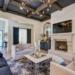 Создайте стильный интерьер: гостиная комната в стиле модернизм - последний тренд