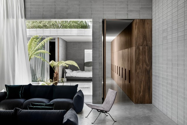 Living Room by Brickworks Building Products