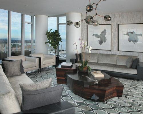 Wohnzimmer Ideen Loft : Wohnzimmer im Loft-Style Ideen fürs ...