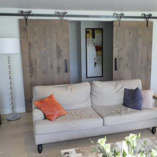 Projects - Rustic Barn Style Doors