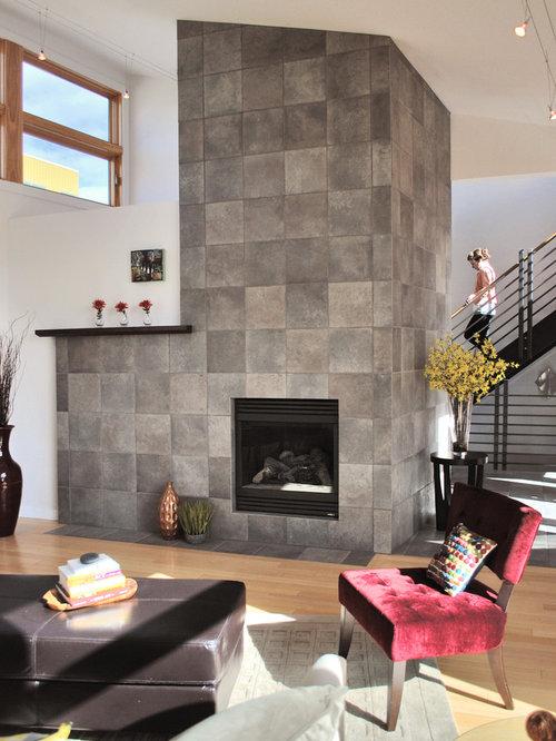 Cantera Fireplace Houzz