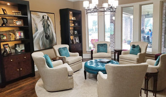 Prosper Transitional / Modern Living Room