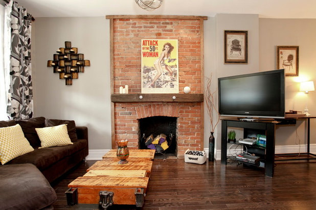 Houzz Tour Totally New Beauty For A Townhouse In Just 5