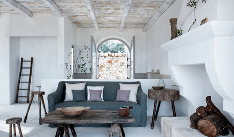 The Key Design Elements for an Authentic Mediterranean Mood