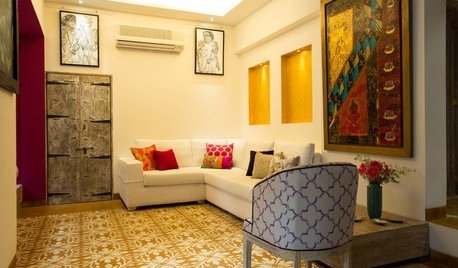 5 Efficient Layout Ideas for Small Living Rooms