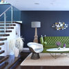 Cool Color Palettes: Enviable Green and Blue Spaces
