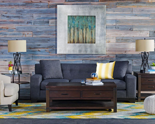 Rustic Living Room Design Ideas Renovations Amp Photos With