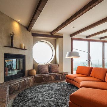 Pyramid house - Sonoma Coast | HBV Architecture