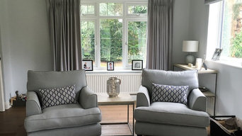 Pyrford Living Room