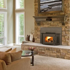 Traditional Fireplaces by Fireside Hearth & Home Twin Cities
