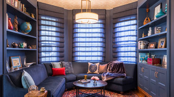 Queen Anne Addition - Built-in Seating Nook