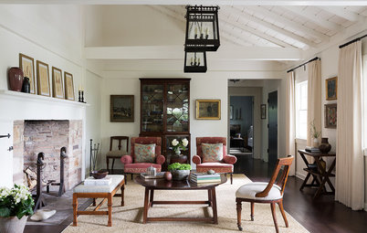 Houzz Tour: Redo Stays True to a California Home's Ranch Roots
