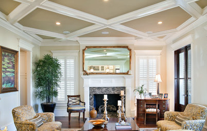 Ceiling Treatments Worth a Look