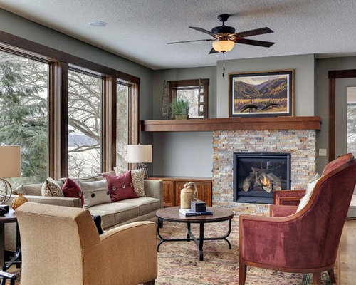 Cherry Trim Home Design Ideas Pictures Remodel And Decor