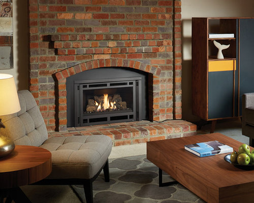 Radiant Gas Fireplace Inserts